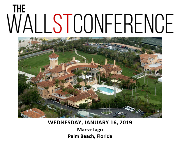 Atlas attends The Wall Street Conference 2019, Miami